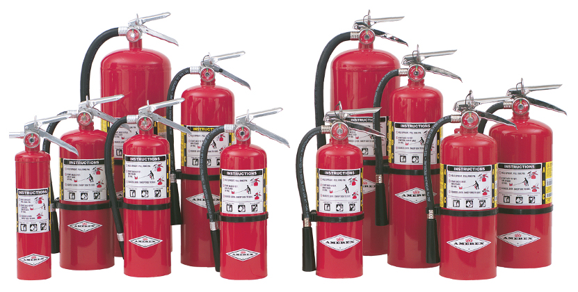 Fire Fire Extinguishers